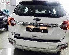 Cần bán Ford Everest Titanium 4x2 năm sản xuất 2018, màu trắng, nhập khẩu, nhanh tay liên hệ giá 1 tỷ 177 tr tại Tp.HCM