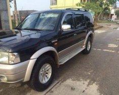 Cần bán xe Ford Everest 2006, màu đen giá tốt giá 270 triệu tại Nghệ An