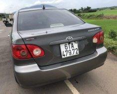 Cần bán gấp Toyota Corolla 1.8 LE 2008, màu xám, nhập khẩu nguyên chiếc   giá 480 triệu tại Tp.HCM