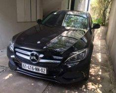 Bán xe Mercedes C200 2017, màu đen giá 1 tỷ 200 tr tại Tp.HCM