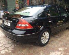 Cần bán lại xe Ford Mondeo 2.0 AT sản xuất 2004, màu đen giá 185 triệu tại Hà Nội
