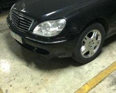 Bán ô tô Mercedes đời 2003, màu đen, xe nhập giá 495 triệu tại Hà Nội
