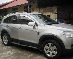 Cần bán Chevrolet Captiva sản xuất năm 2007, màu bạc, 290tr giá 290 triệu tại Hà Nội