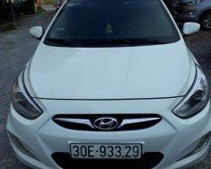 Bán Hyundai Accent Hatchback đời 2014 màu trắng giá 445 triệu tại Hà Nội