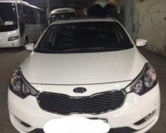 Cần bán lại xe Kia K3 1.6 AT năm 2013, màu trắng số tự động giá 475 triệu tại Tp.HCM