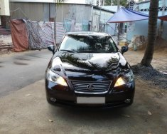 Bán xe hiệu Lexus ES350 đời 2008 màu đen VIP, nhập khẩu giá 845 triệu tại Tp.HCM