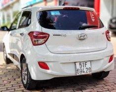 Bán xe Hyundai Grand i10 sản xuất 2016, màu trắng còn mới giá 366 triệu tại Hà Nội