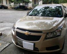 Bán xe Chevrolet Cruze sản xuất năm 2011, màu vàng giá 320 triệu tại Hà Nội