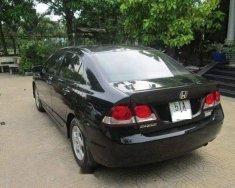 Cần bán gấp Honda Civic 1.8 AT đời 2011, màu đen chính chủ giá cạnh tranh giá 468 triệu tại Tp.HCM
