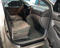 Bán Toyota Sienna 3.5 LE năm 2007, màu bạc, nhập khẩu giá 650 triệu tại Tp.HCM