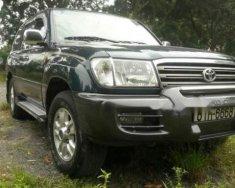 Bán xe Toyota Land Cruiser năm 2003, màu đen, xe nhập giá 415 triệu tại Đồng Nai