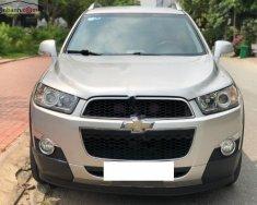 Bán ô tô Chevrolet Captiva Revv năm sản xuất 2013, màu bạc  giá 499 triệu tại Tp.HCM