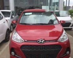Bán Hyundai Grand i10 sản xuất năm 2018, màu đỏ xe gia đình giá 405 triệu tại Hà Nội