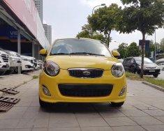 Bán Kia Morning SX 1.1 AT Sport màu vàng giá 265 triệu tại Hà Nội