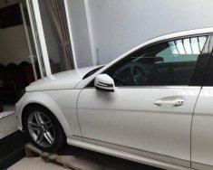 Cần bán gấp Mercedes C300AMG đời 2012, màu trắng số tự động giá cạnh tranh giá 735 triệu tại Tp.HCM