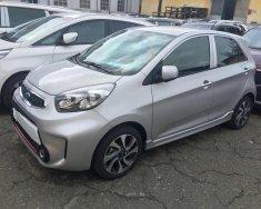Cần bán xe Kia Morning Si MT sản xuất 2018, màu bạc, 345tr giá 345 triệu tại Tp.HCM
