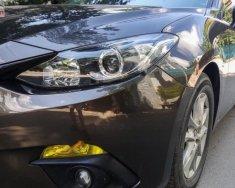 Bán xe Mazda 3 1.5 AT sản xuất năm 2017, màu nâu còn mới giá 630 triệu tại Tp.HCM