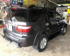 Cần bán lại xe Toyota Fortuner đời 2011, màu xám xe gia đình, giá 700tr giá 700 triệu tại Đồng Nai