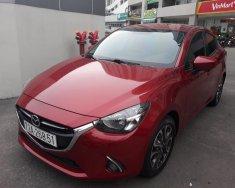 Bán Mazda 2 sedan 1.5 AT màu đỏ đô, số tự động, sản xuất 2016 mới 90% giá 488 triệu tại Tp.HCM