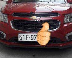 Cần bán Chevrolet Cruze LT 1.6 MT đời 2016, màu đỏ, giá chỉ 410 triệu giá 410 triệu tại Tp.HCM
