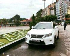 Cần bán gấp Lexus RX 350 đời 2010, màu trắng, nhập khẩu nguyên chiếc giá 1 tỷ 850 tr tại Hà Nội
