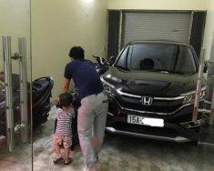 Cần bán gấp Honda CR V 2.4 AT đời 2016, màu đen chính chủ, 950 triệu giá 950 triệu tại Hải Phòng