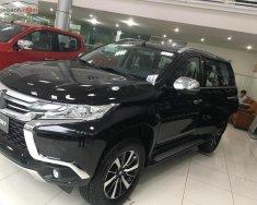 Bán Mitsubishi Pajero Sport 2.4D 4x2 AT 2018, màu đen, nhập khẩu giá 1 tỷ 62 tr tại Hà Nội