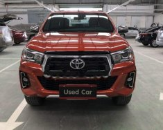 Bán xe Toyota Hilux sản xuất năm 2018, màu đỏ, nhập khẩu nguyên chiếc, giá chỉ 895 triệu giá 895 triệu tại Tp.HCM