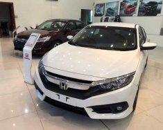 Bán ô tô Honda Civic năm sản xuất 2018, màu trắng, nhập Khẩu Thái Lan giá 763 triệu tại Tp.HCM