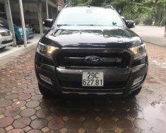 Cần bán gấp Ford Ranger Wildtrak 3.2 4x4 năm 2016, màu đen, nhập khẩu như mới, giá 805tr giá 805 triệu tại Hà Nội
