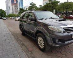 Bán ô tô Toyota Fortuner G sản xuất năm 2014, màu xám chính chủ giá cạnh tranh giá 820 triệu tại Hà Nội