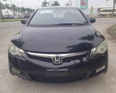 Bán ô tô Honda Civic sản xuất 2007, màu đen số tự động giá 298 triệu tại Hà Nội