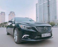 Cần bán Mazda 6 2.5 AT năm 2014, màu đen giá 752 triệu tại Hà Nội