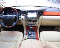 Cần bán gấp Lexus LX 570 năm sản xuất 2010, nhập khẩu nguyên chiếc giá 2 tỷ 850 tr tại Hà Nội