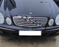 Cần bán gấp Mercedes E240 năm sản xuất 2004, màu đen, xe nhập, giá 310tr giá 310 triệu tại Lạng Sơn