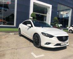 Cần bán Mazda 6 2.5 AT đời 2016, màu trắng số tự động, 819tr giá 819 triệu tại Tp.HCM