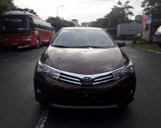 Cần bán Toyota Corolla Altis 1.8G sản xuất năm 2018, màu nâu giá 655 triệu tại Hà Nội