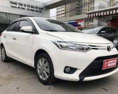 Chính chủ bán Toyota Vios E CVT đời 2017, màu trắng giá 538 triệu tại Hà Nội