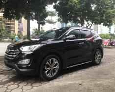Bán Hyundai Santa Fe sản xuất năm 2014, màu đen giá 945 triệu tại Hà Nội