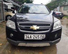 Bán Chevrolet Captiva đời 2007, màu đen  giá 275 triệu tại Hà Nội