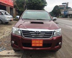 Bán Toyota Hilux 3.0 máy dầu, 2 cầu, số sàn đời cuối 2012 phom 2014. Xe chạy ít 6 vạn giá 495 triệu tại Hà Nội