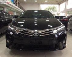 Bán xe Toyota Corolla Altis 1.8 CVT đời 2017, màu đen, giá 755tr giá 755 triệu tại Vĩnh Phúc
