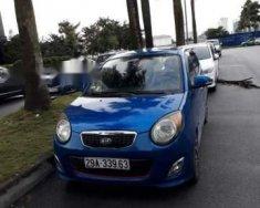 Bán Kia Morning năm 2012, màu xanh lam còn mới, giá 200tr giá 200 triệu tại Hà Nội