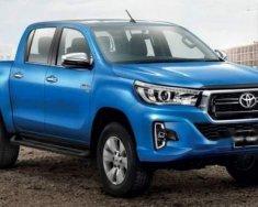 Bán xe Toyota Hilux Tacoma năm sản xuất 2018, màu xanh lam, giao ngay tháng10 giá 695 triệu tại Tp.HCM