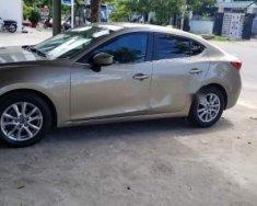 Bán xe Mazda 3 đời 2016, màu vàng cát giá 587 triệu tại Đà Nẵng