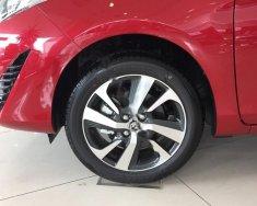 Bán ô tô Toyota Yaris 1.5G 2018, màu đỏ, nhập khẩu Thái, giá tốt giá 650 triệu tại Hà Nội