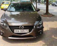 Cần bán xe Mazda 3 đời 2016, màu nâu chính chủ, 640 triệu giá 640 triệu tại Hà Nội
