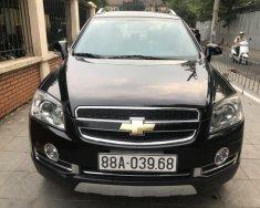 Ban xe Chevrolet Captiva Maxx 2.4 AT 2010 màu đen, bản đặc biệt gốc Hà Nội 395 triệu giá 395 triệu tại Hà Nội