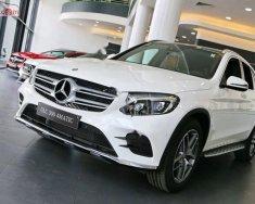 Bán xe Mercedes GLC 300 sản xuất năm 2018, màu trắng giá 2 tỷ 209 tr tại Hà Nội