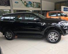Bán ô tô Ford Everest 2.0 AT Trend sản xuất năm 2018, màu đen, nhập khẩu nguyên chiếc giá 1 tỷ 112 tr tại Hà Nội